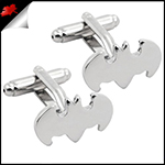 Mens Batman Silhouette Cufflinks
