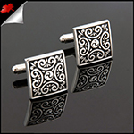 Mens Classic Tapestry Cufflinks