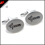 Mens Groom Cufflinks