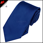 Mens Navy Dark Blue Necktie
