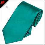 Mens Jade Teal Green Necktie