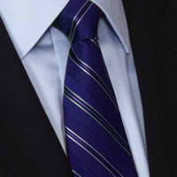 Patterned Ties